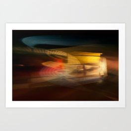 Abstract 8 Art Print