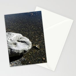 Rock, Stone and Water Stationery Cards