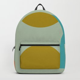 8  | 181117 Simple Geometry Shapes Backpack