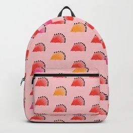 Vintage Hedgehogs Backpack