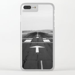 Clear Runway Clear iPhone Case