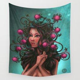 Jeydra´s Medusa Wall Tapestry