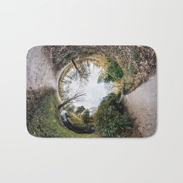 [N]Ever Green #2 The Rabbit Hole. Bath Mat