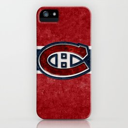 Montreal Canadian's Logo iPhone Case