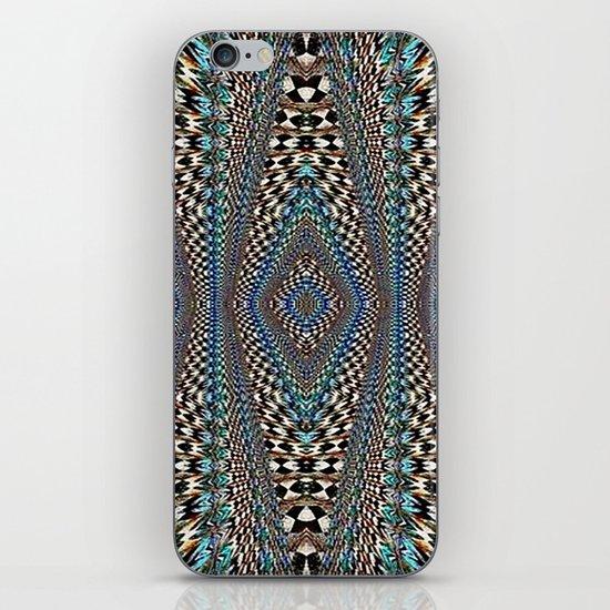 Garden of Illusion iPhone & iPod Skin