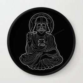 Darth Buddha Wall Clock