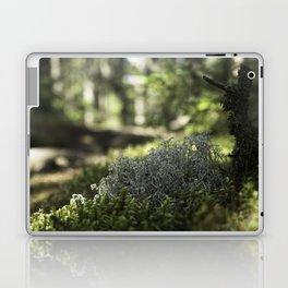 Mountain Forest Floor Laptop & iPad Skin