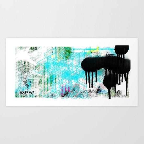 Artsnob Art Print