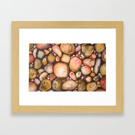 Conglomerate Framed Art Print