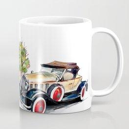 Retro car Coffee Mug
