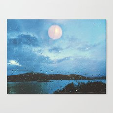 Sea the Moon Canvas Print