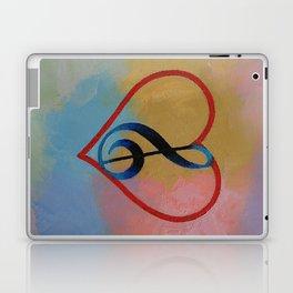 Music Note Laptop & iPad Skin