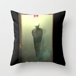 What's in Your Closet? Throw Pillow