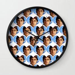 Love Heart Louis Wall Clock