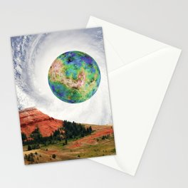 Rouge Planet Stationery Cards