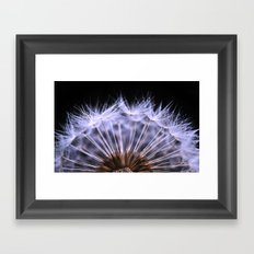 seeded Framed Art Print