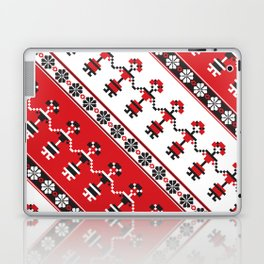 Romanian pixelwork Laptop & iPad Skin