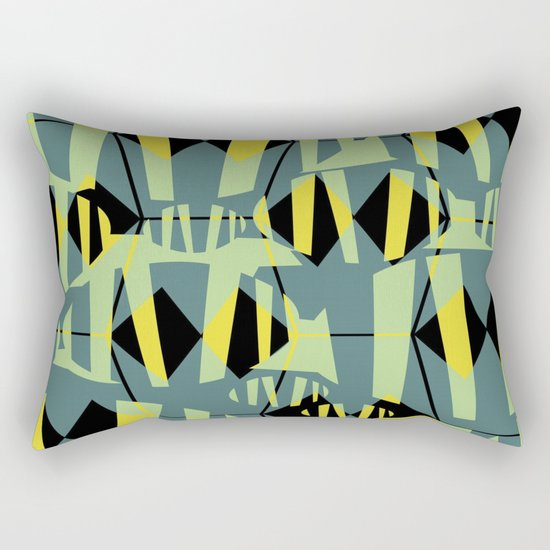 QueenBee Rectangular Pillow