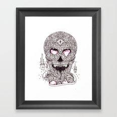 Nick Bright Framed Art Print