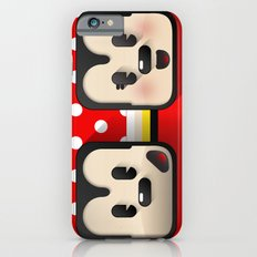 sweethearts, mickey and minnie iPhone 6s Slim Case