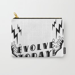 Evolve Today - Electro Bolt Carry-All Pouch