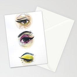 Eyes02 Stationery Cards