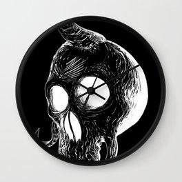 Old Skull (Alternative Version) Wall Clock