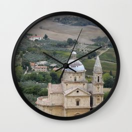 Montepulciano d'Abruzzo Wall Clock