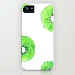 I Don't Even Like Kiwis iPhone Case