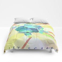 Sun Smudged Comforters