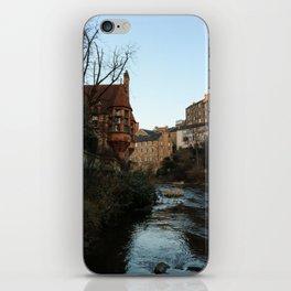 Dean's Village, Edinburgh iPhone Skin