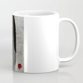 Portrait of Kerry Washington Coffee Mug