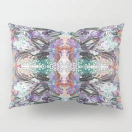 Psychedelic Positive Notes Mini Pillow Sham
