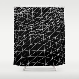 Terrain Shower Curtain