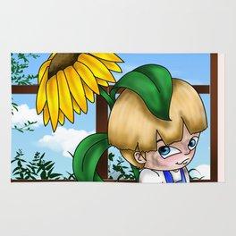 Flower Boy Rug