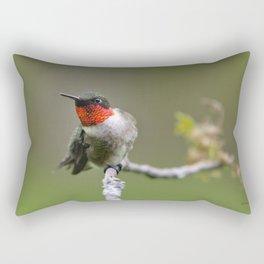 Hummingbird XII Rectangular Pillow