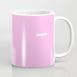 LINE #1 (Pink) Coffee Mug