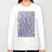 trip Long Sleeve T-shirts featuring TRIP by Art Book Of  Amanda