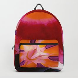 Tulips Face Backpack
