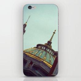 Antique Architecture iPhone Skin