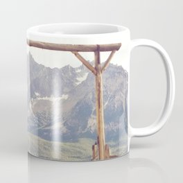 Western Mountain Ranch Coffee Mug