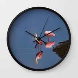 Just Give Me a Reason Wall Clock
