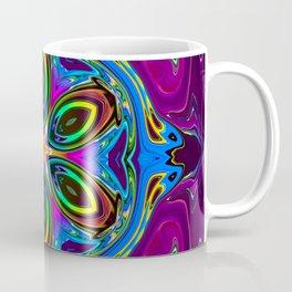 vivid flower cv Coffee Mug