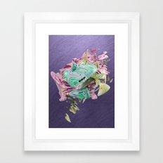 Colour Form & Expression #1 Framed Art Print