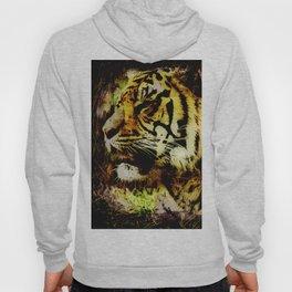 Wild Tiger Artwork Hoody