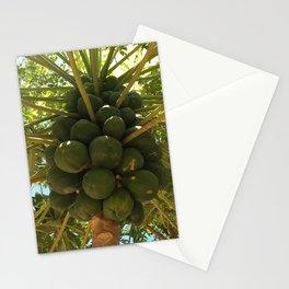 Bunch of Papaya Stationery Cards