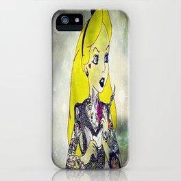 Malice In Wonderland iPhone Case