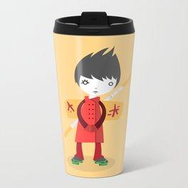 Little Ninja Metal Travel Mug