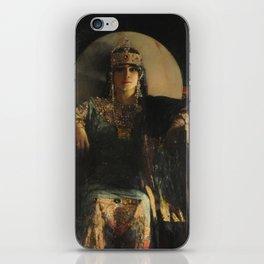 The Empress Theodora, Jean-Joseph Benjamin-Constant iPhone Skin