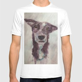 Parson, the cattle dog T-shirt
